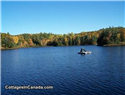 Dream Escape 300' Lakefront Beautiful 4-Star 3-boats, sleeps 8 2bath Wakefield-Edelweiss 35k Ottawa!
