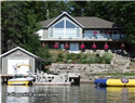 Year Round Cottage Getaway on Beautiful Crystal Lake in the Kawarthas