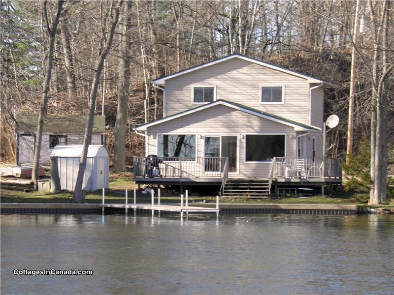 Charleston Lake Cottage Rentals Charleston Lake Cottage