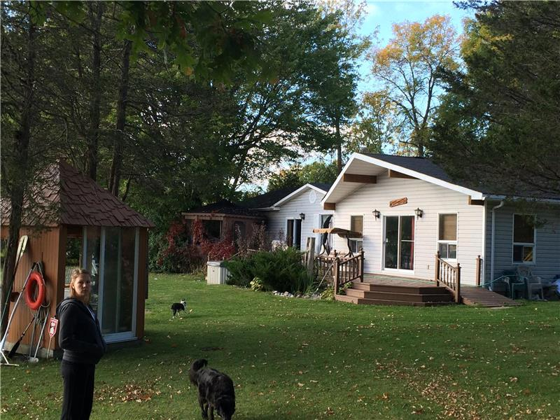 The Reiders Retreat Campbellford Cottage Rental GL - Campbellford small 1 bedroom house for rent in campbellford