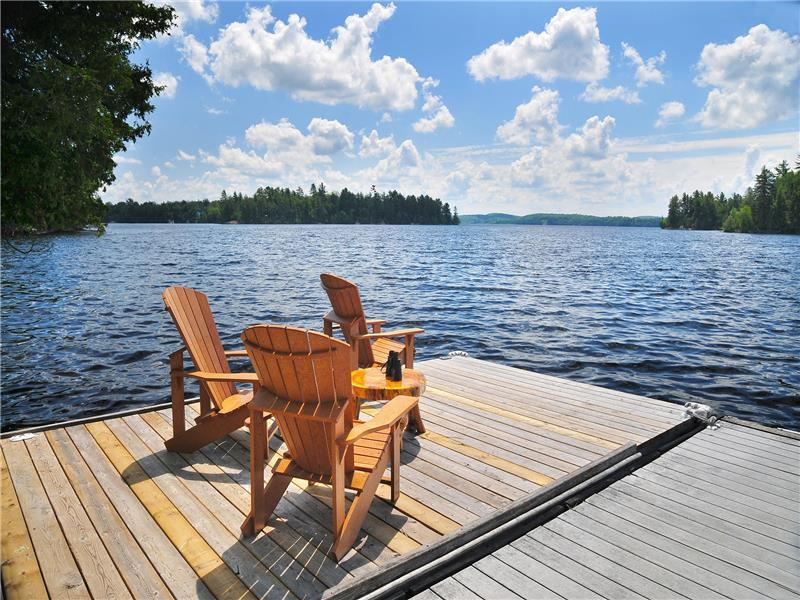 Island View House Huntsville Cottage Rental Di 10663
