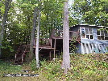 Lakeside Retreat Smiths Falls Cottage Rental Gl 10871