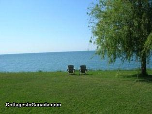 Waterfront Monthly Rental Cottage Niagara On The Lake