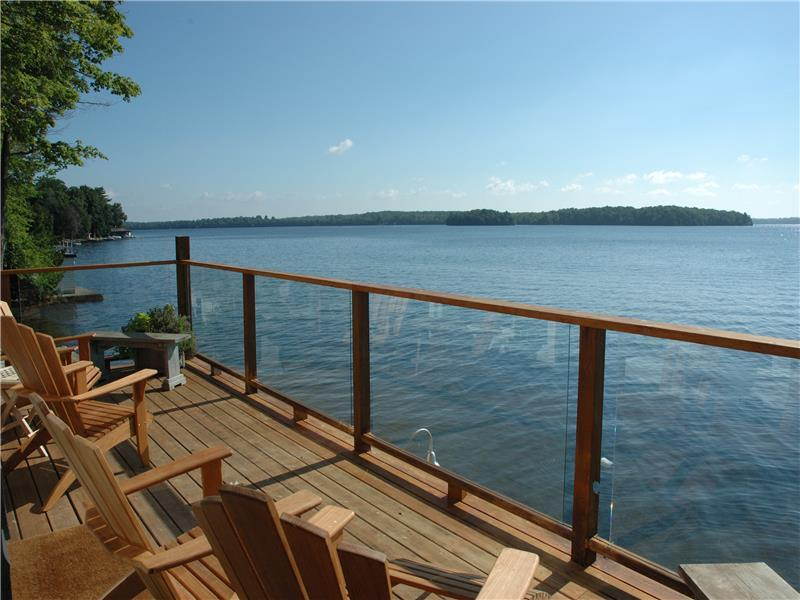 Balsam Lake - Juniper Green - Lindsay Cottage Rental | DI ...