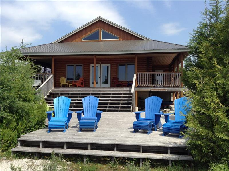 Windfall Cottage Tobermory Cottage Rental Gl 12109