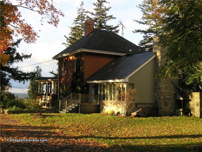 winery farm house near picton picton cottage rental di 12954 rh cottagesincanada com