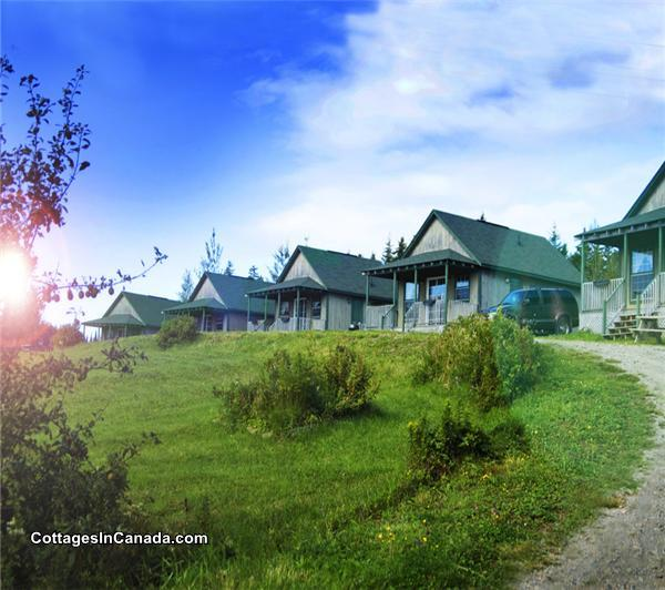 Captain S Lookout Cottages In New Alma Cottage Rental