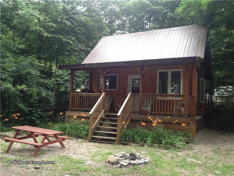 cottage log cabin kingston for in ontario waterfront rentals near around cottages rent