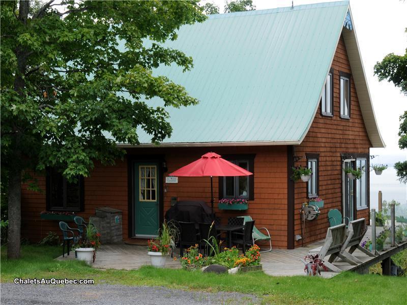 Maison Canadienne - Chalet à louer La Malbaie | GL-16493 ...