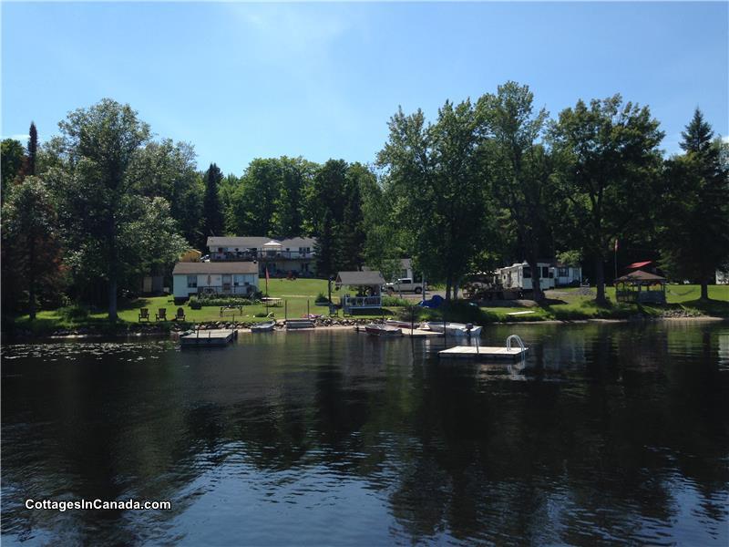 Cozy Commanda Lake Cottages 4 Restoule Cottage Rental