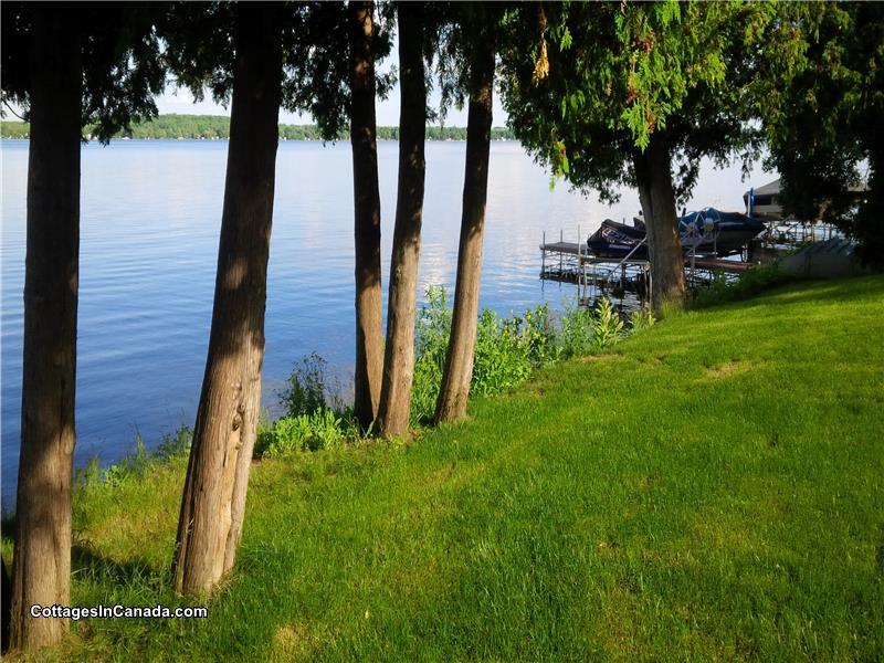 Balsam Lake 6 Bdrm Waterfront Fenelon Falls Cottage