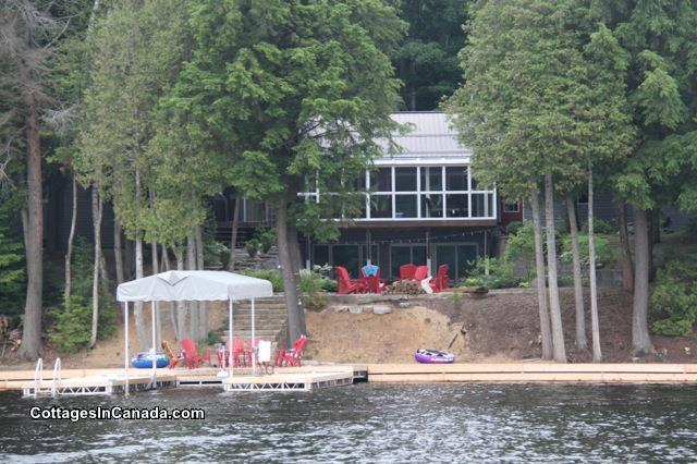 Serenity Lake House Book Now For Bancroft Cottage