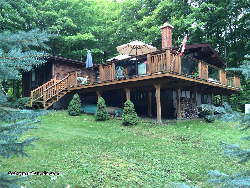 The Getaway Ii Midland Cottage Rental Pl 19021