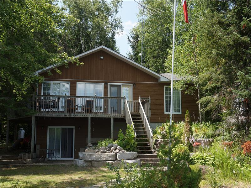Crystal Lake Cottage Bobcaygeon Cottage Rental Di