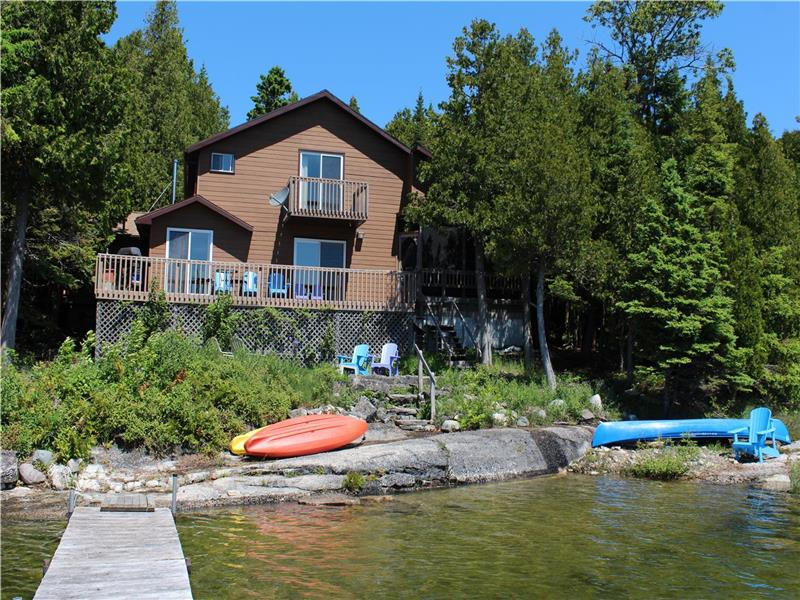 Breezes By The Bay Tobermory Cottage Rental Pl 19636