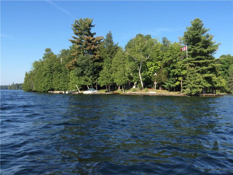 Fairview Island Smiths Falls Cottage Rental Gl 20174