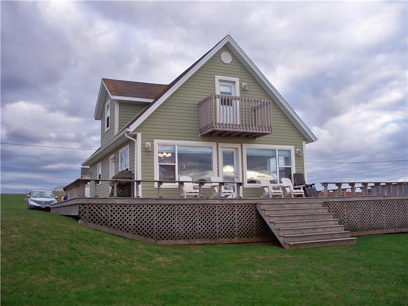 Phenomenal Beachfront Property On North Shore Cavendish Cottage Download Free Architecture Designs Viewormadebymaigaardcom
