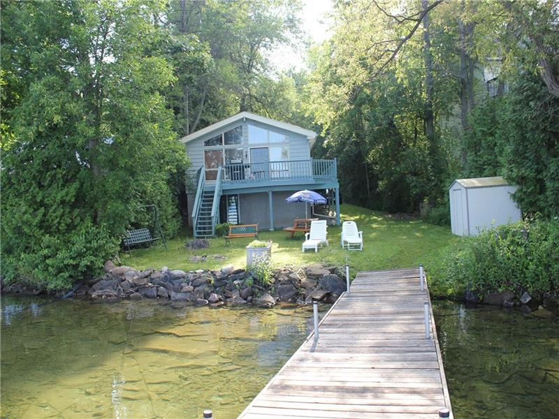 sunset retreat cottage on lake orillia cottage rental gl 20519 rh cottagesincanada com