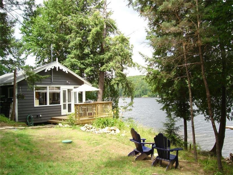 Bay Lake Cottage Novar Cottage Rental Di 21461