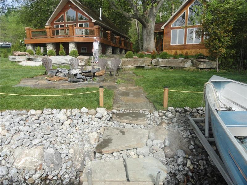 Surprising Rice Lake Peterborough Cottage Rental Pl 21462 Home Interior And Landscaping Palasignezvosmurscom
