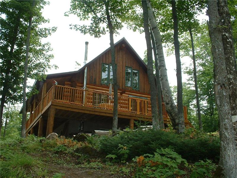 Smith Haven Log Home South River Cottage Rental Di