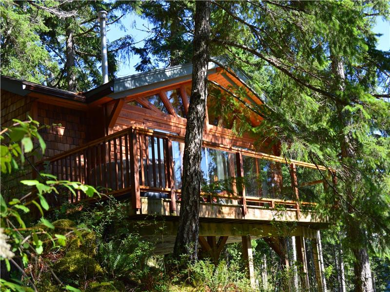 Cabins For Sale Quadra Island Bc