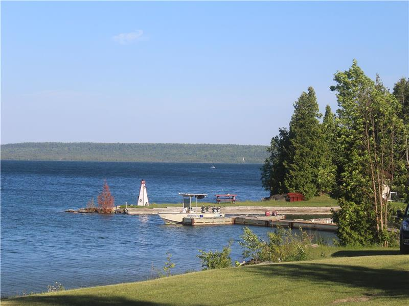Black Rock Resort Manitoulin Island Cottage Rental Di