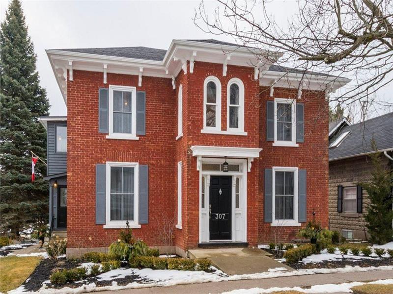 The Red Brick House Wellington Wellington Cottage Rental DI