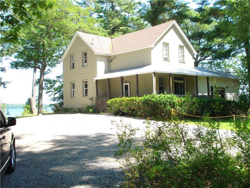 Beautiful Heritage Home On Lake Bala Cottage Rental Gl