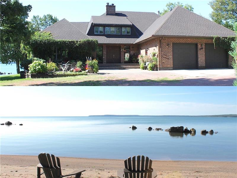jewel of the north channel bruce mines cottage for sale fs 27086 rh cottagesincanada com lake huron canada cottages for sale lake huron beach cottages for sale