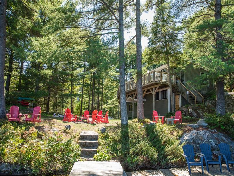 Astonishing 1071 Loon Lake Gravenhurst Gravenhurst Cottage Rental Download Free Architecture Designs Scobabritishbridgeorg