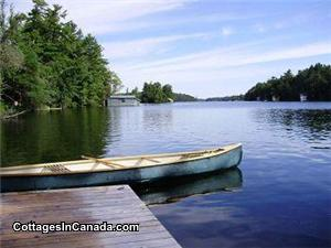 Spectacular Big Rideau Lake is a boater's paradise