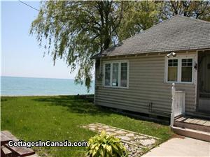 LAKEVIEW  COTTAGE : Bord de l'eau.  R�servez vos vacances d'�t� maintenant