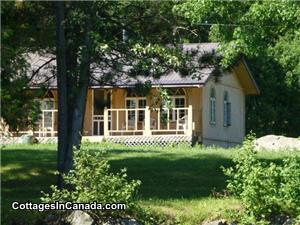 Cottage #1 a regular 3 bedroom, sleeps 6 people