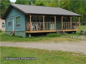 Cottage #2  a large 3 bedroom, sleeps 8 people