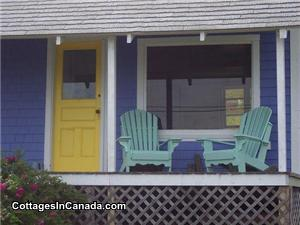 Bay of Fundy Periwinkle Cottage