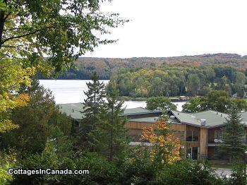 Muskoka Lakeview Hidden Valley/Deerhurst all season Chalet for Rent