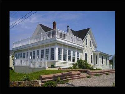 Fundy House Cottage Weekly Rental