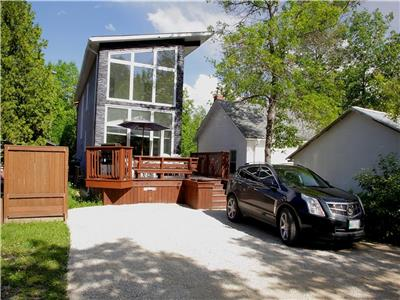 Grand Beach Lodge Grandbeach Manitoba Grand Marais cabin rentals