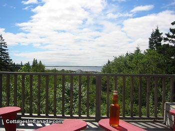 Hunts Point Cabana - Located in a quite fishing village on Hunts Point, NS