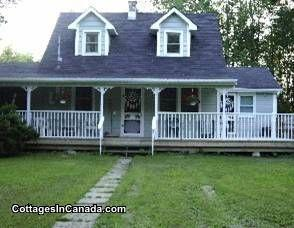 Island B&B (cottage rental)