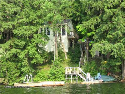 Lakeview Hideaway on Bobs Lake, Westport