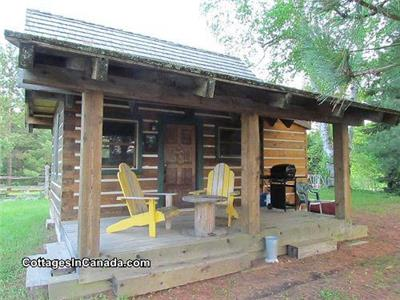 Lakeview Log Cabin