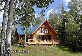 Sunset Bay Log Vacation Rentals