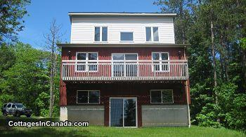 Two Rental Waterfront Cottages on Beautiful Lorimer Lake we have the