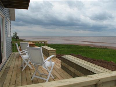 Red Sands Cottage - Chalet moderne mais confortable en bord de mer pour vos vacances de r�ve!