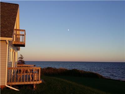 Chalets louer summerside circuit c tier north cape le - Maison bord de mer seascape pour vos vacances de reve ...