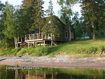 Kid Friendly Sandy Beach Water Front Cottage