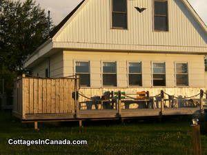 Shediac Area Cottage Vacation Rentals 30 mtrs. to private beach & anchor your watercraft within view