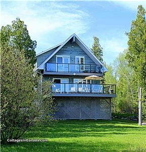 Willow Bank Cottage-Private Lakeside Retreat-Tobermory- Lake Huron